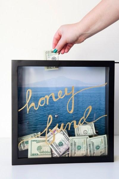honey fund frame