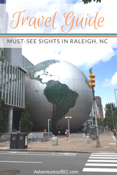A budget friendly guide for all the things to eat, do and see in Raleigh, NC