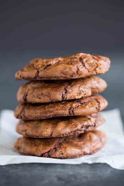 better than brownies cookies - brown eyed baker