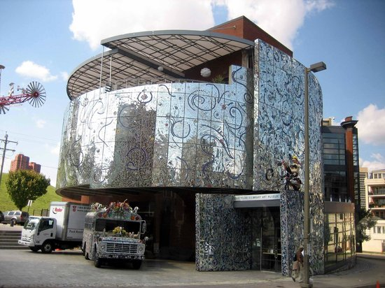 american visionary art museum in baltimore maryland.