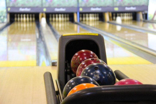 Don't strike out on love and instead take your date to go bowling.