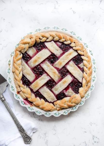 razzleberry pie from iheartnaptime