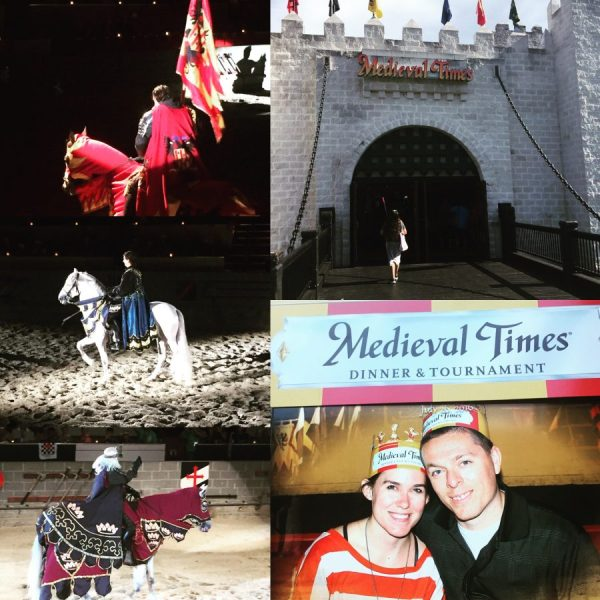 Medieval Times is one of my favorites attractions to find in different cities. Right outside of Atlanta, you can find one to turn back time and enjoy a feast and jousting at Medieval times dinner and tournament. See other great attractions in Atlanta at adventuresofb2.com