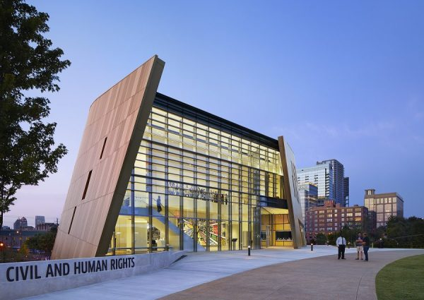 national center for civil and human rights will inspire you to make change in your own community! Come explore the history of human rights here. See other amazing things to do in Atlanta at Adventuresofb2.com