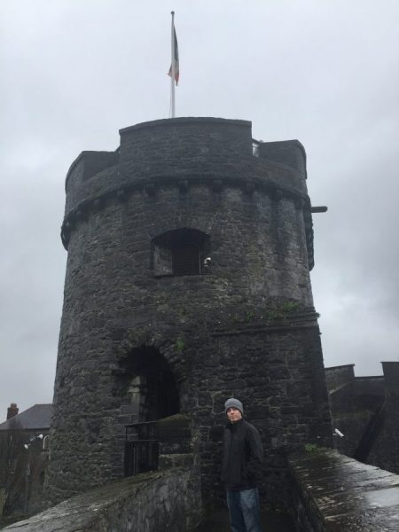 King John's Castle is a fantastic attraction in Limerick to visit on your road trip through Ireland. Learn tons of history through interactive exhibits and walk the grounds to get a feel for life in medievals times. - Adventuresofb2.com