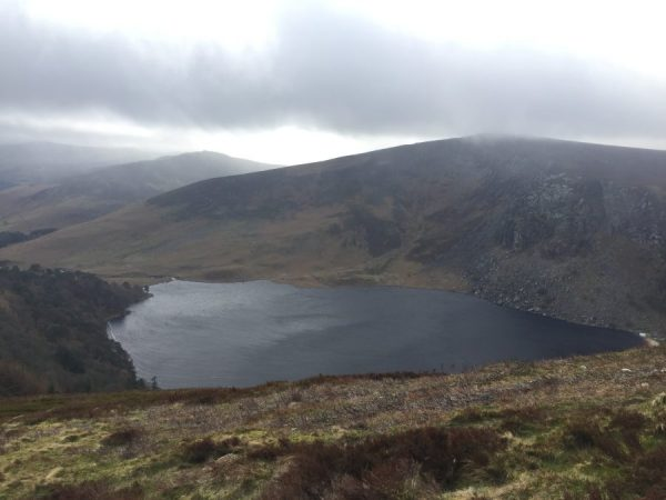 There are many places to hike in Ireland while on a road trip through Ireland. Wicklow national park is a definite must for see some incredible views of this beautiful country!- Adventuresofb2.com