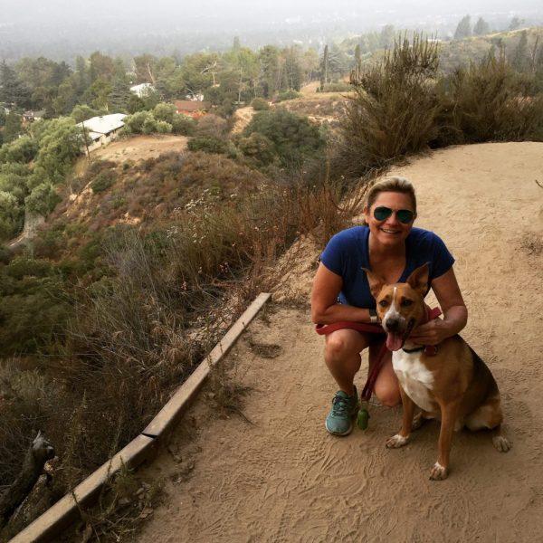 hiking in Pasadena