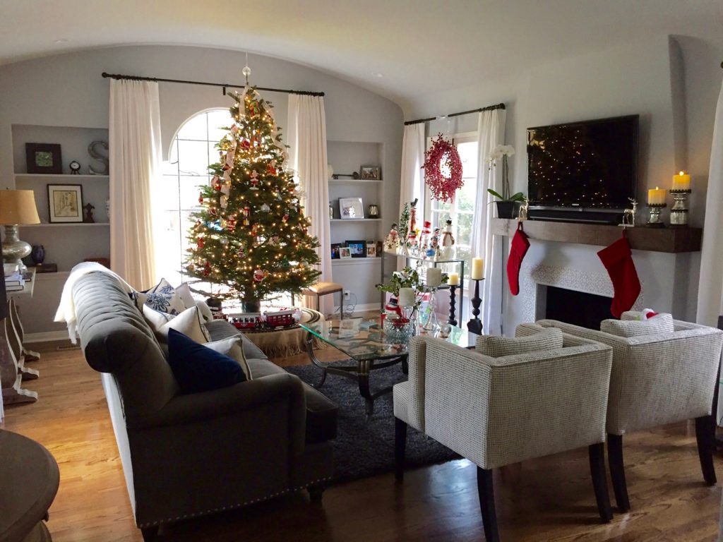 Christmas in the Empty Nest ~ Pasadena Style