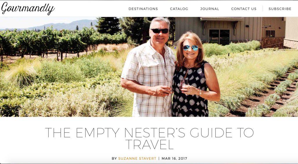 A New Discovery ~ Gourmandly, a Fantastic Travel Destination Site