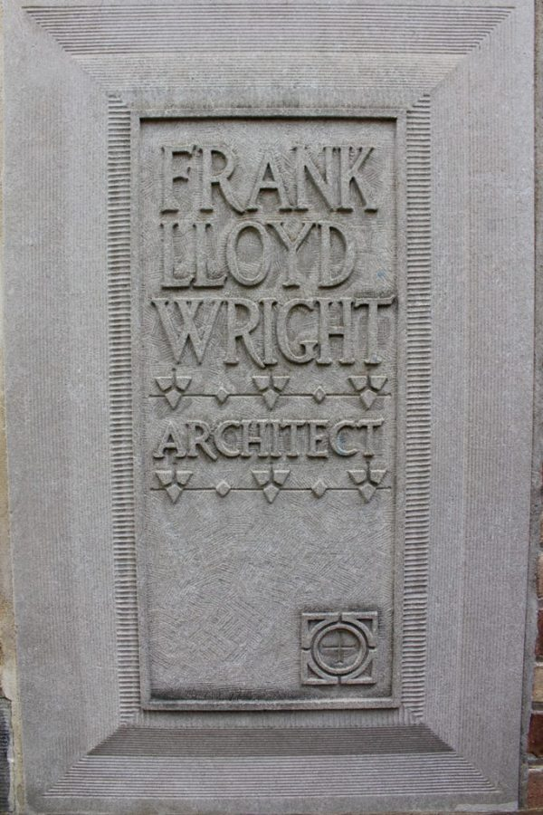 home of Frank Lloyd Wright