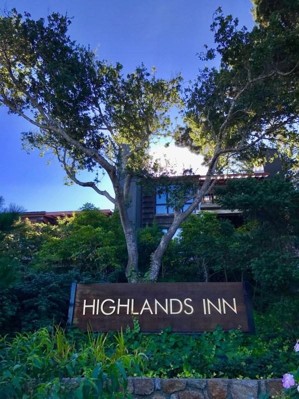 The Hyatt Carmel Highlands