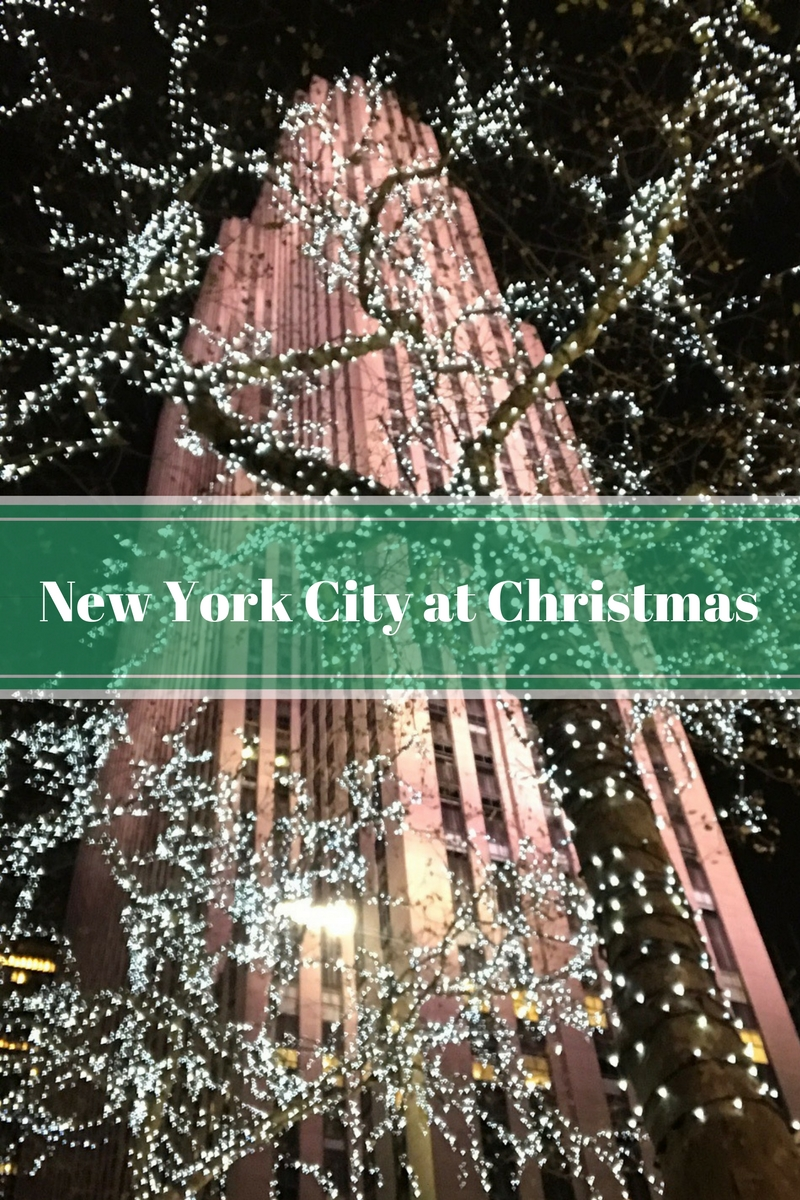 Adventures of Empty Nesters :: New York City at Christmas