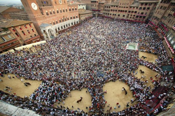 the Palio of Siena
