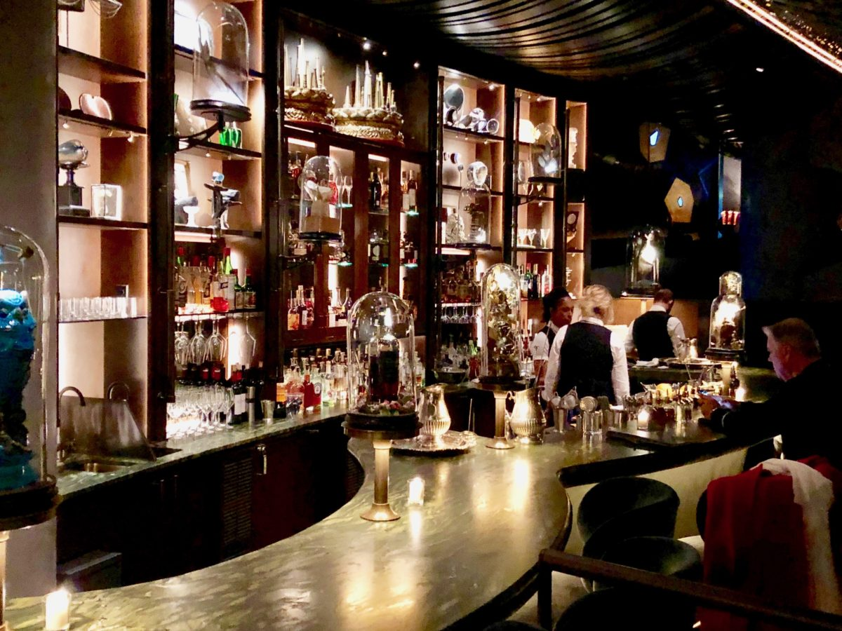 Deep Dive: An Intriguing New Cocktail Bar in Seattle