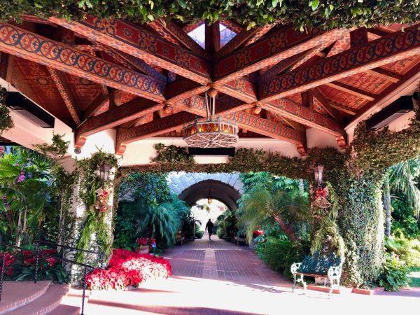 a luxury getaway in Santa Barbara