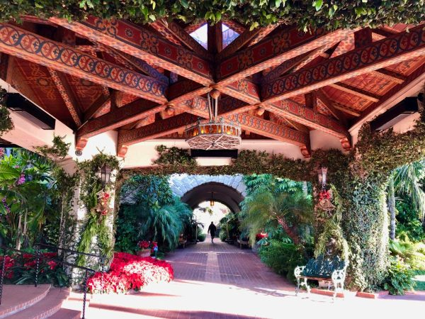 a luxury getaway in Santa Barbara