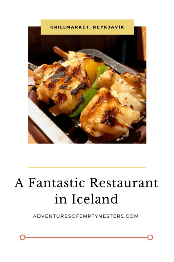 restaurants in Iceland