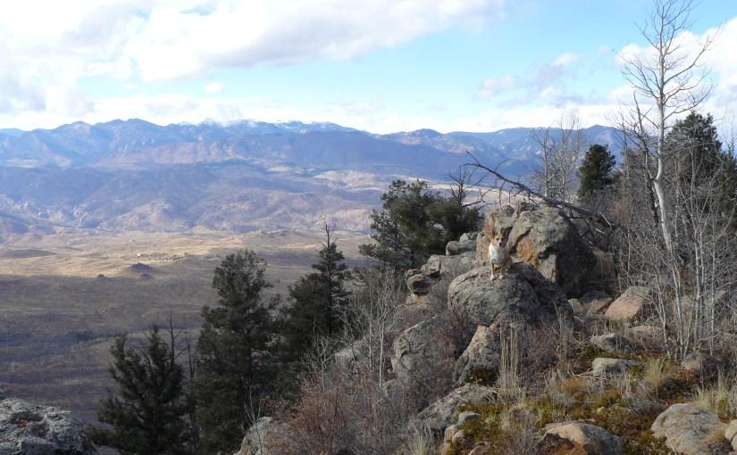 Thunder Butte, Douglas County High Point, Colorado (11-6-15)