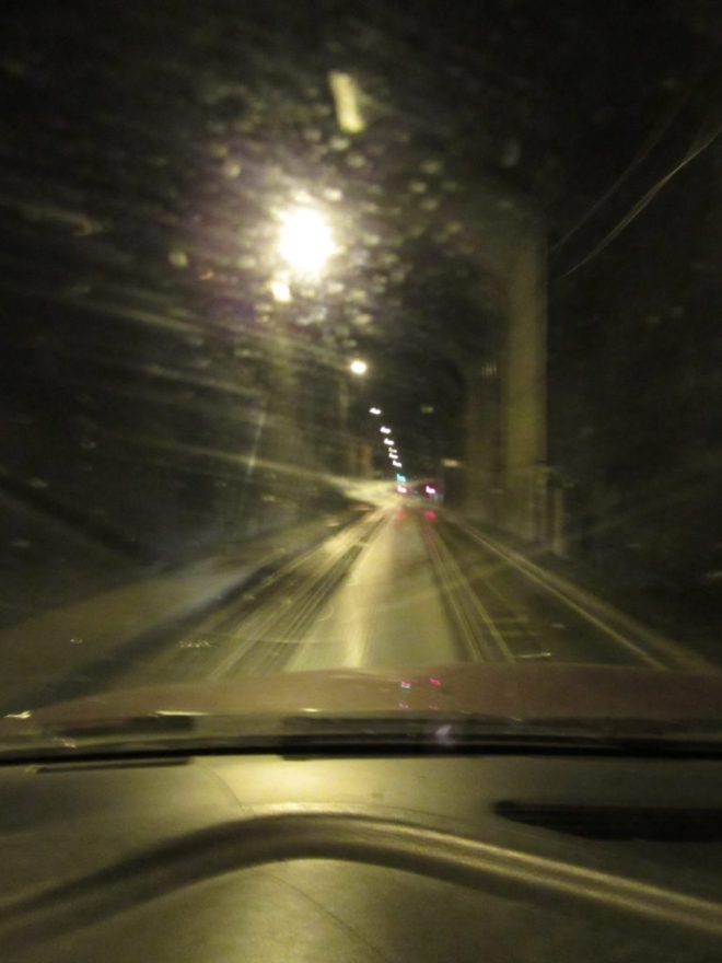 Whittier Tunnel – The (Mostly) True Adventures of Lupe