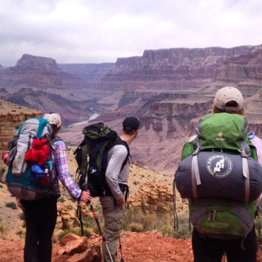 Grand Canyon Hiking