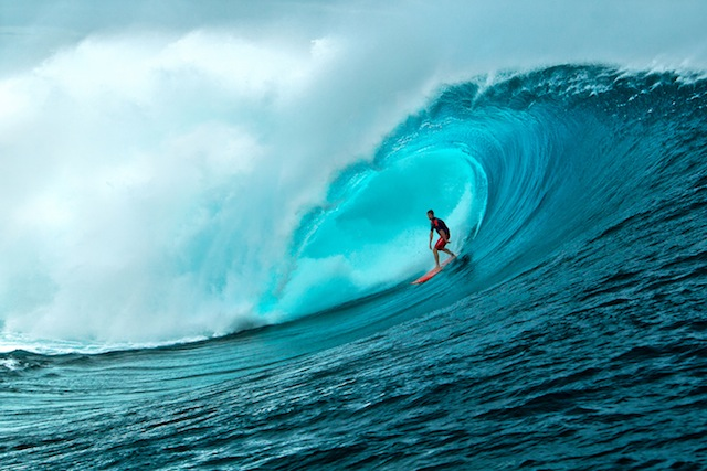 In The Gym With Big Wave Surfer Ian Walsh