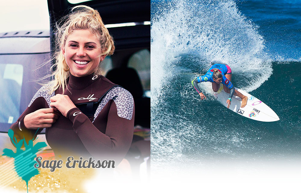 The 10 Hottest Surfer Girls In The World  Adventure -5025