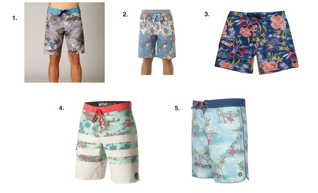 0f68268b5c5af 25 swim trunk options for a rad dad | Adventure Sports Network