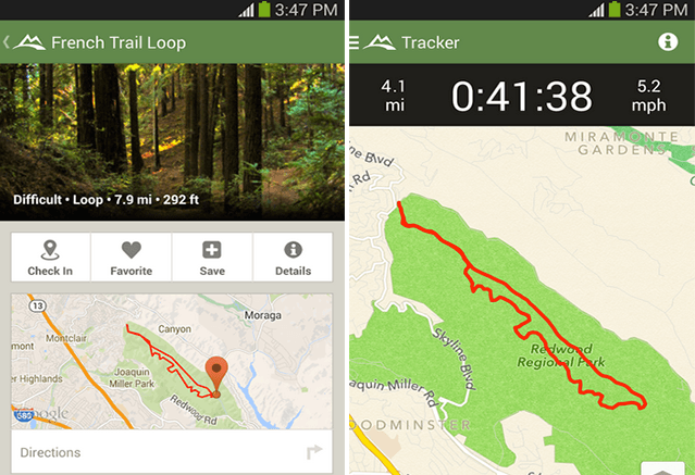 5 great smartphone apps for outdoor enthusiasts | Adventure