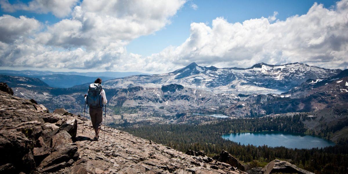 The best backpacking trails for beginners