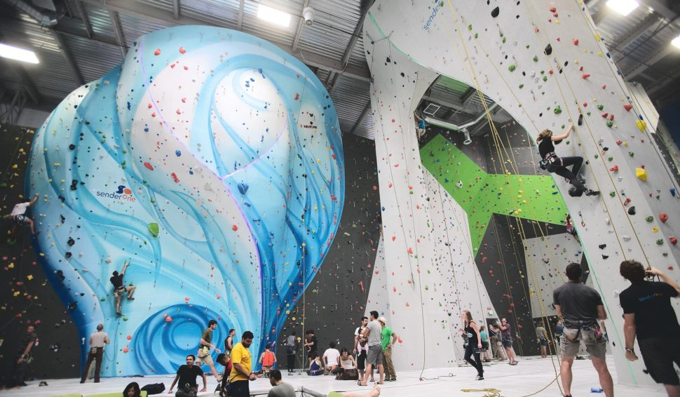 7 of the best climbing gyms in America right now   Adventure