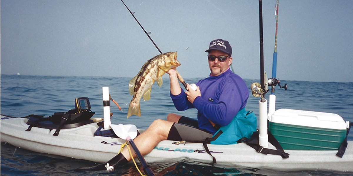 Kayak Evolution: In The Beginning, Almost – Part 1 of Paul Lebowitz's in-depth feature on the modern fishing kayak