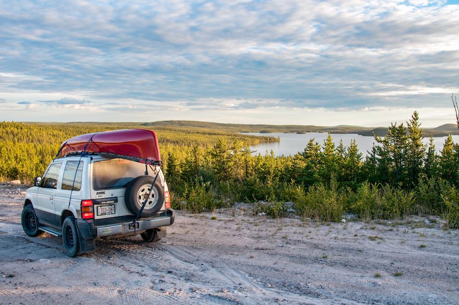 Canoe Route: The Porcupine River in Northern Saskatchewan