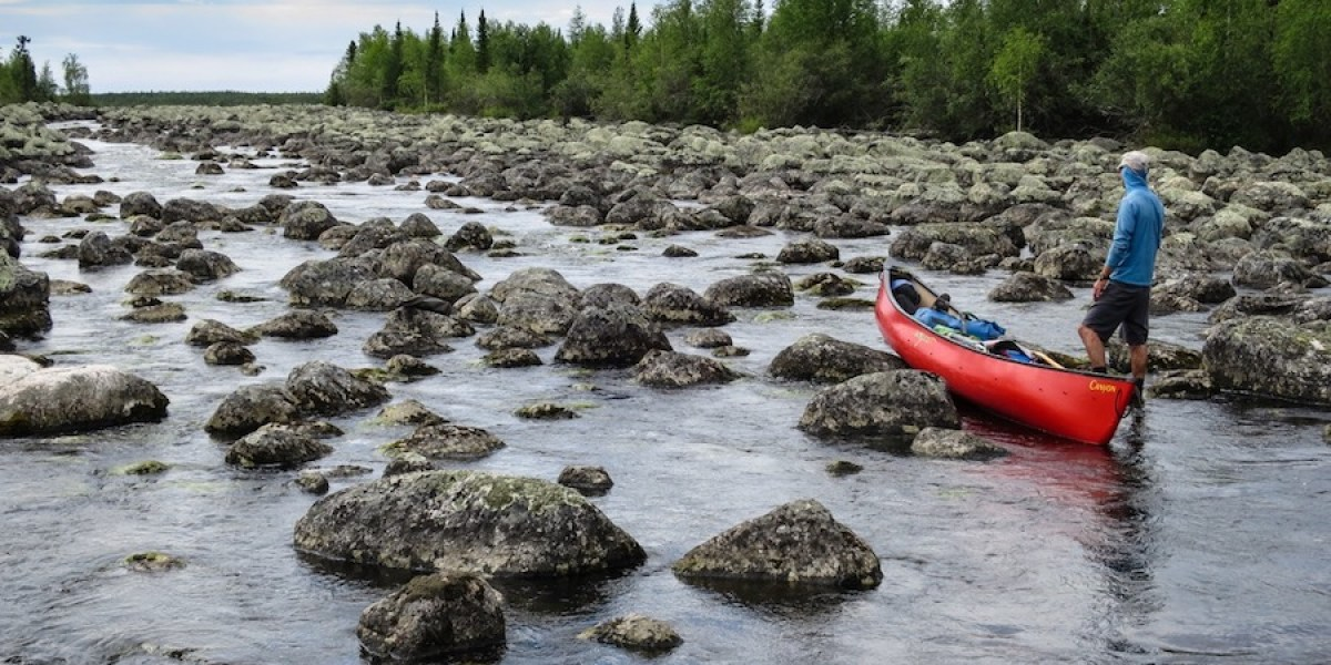 Different Strokes: Expedition Canoeing in the remote wilds of Quebec