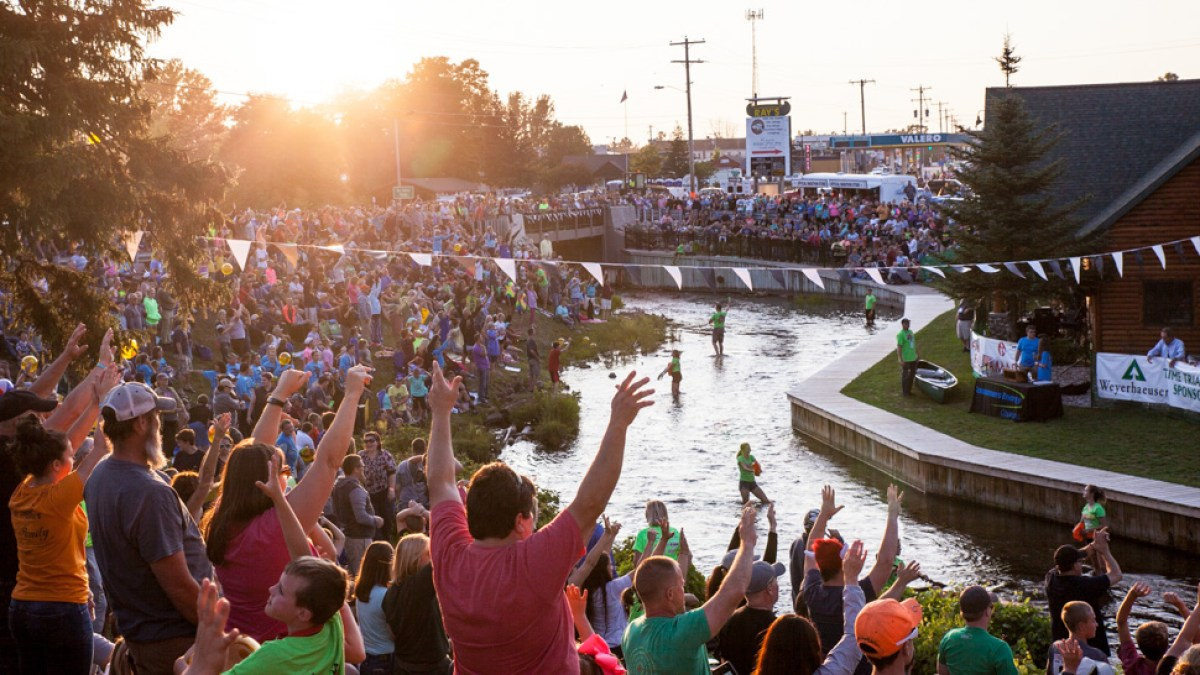 5 Reasons Why the AuSable River Marathon is Canoeing's