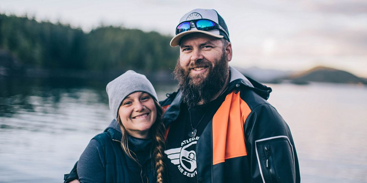 Meet the Couple That's Aiming to End Ocean Pollution