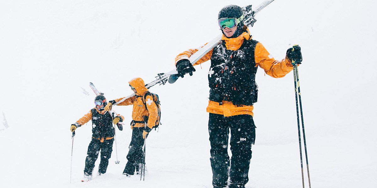 A Day in The Life of a Ski Patroller | Adventure Sports Network