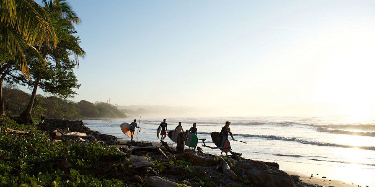 Escape to SUP Surfing Paradise in Nosara, Costa Rica | Adventure Sports Network