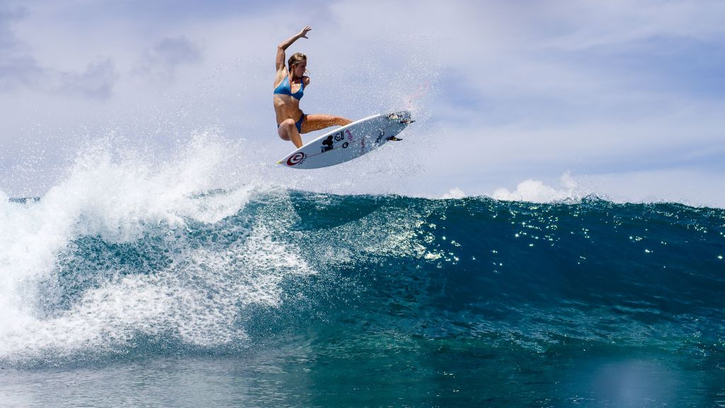 Behind the Scenes of Bethany Hamilton's New Film 'Unstoppable'