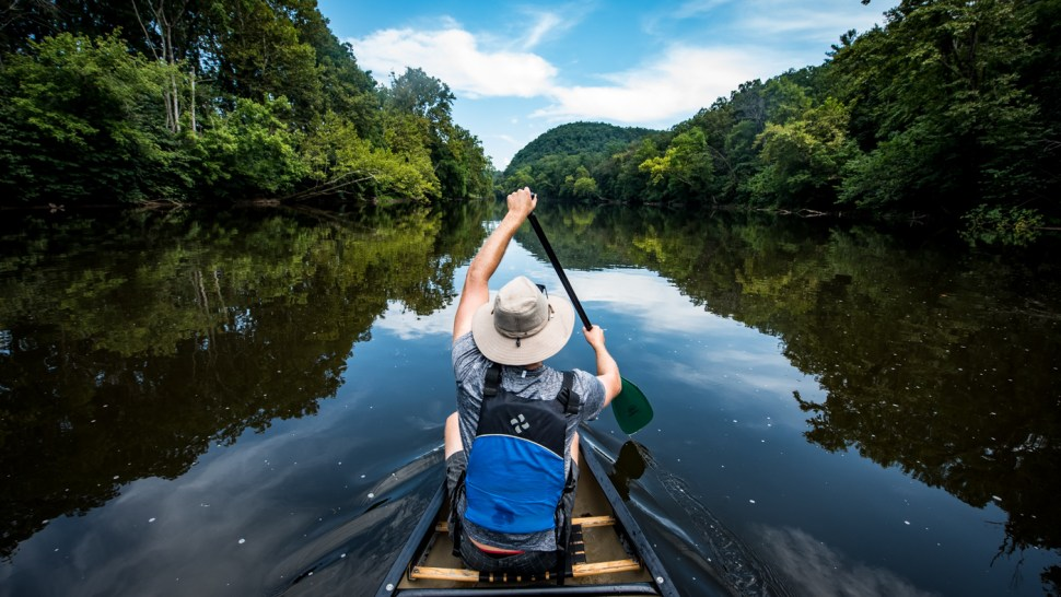 Virginia's Upper James River: Paddling, Discovery and Solitude Awaits