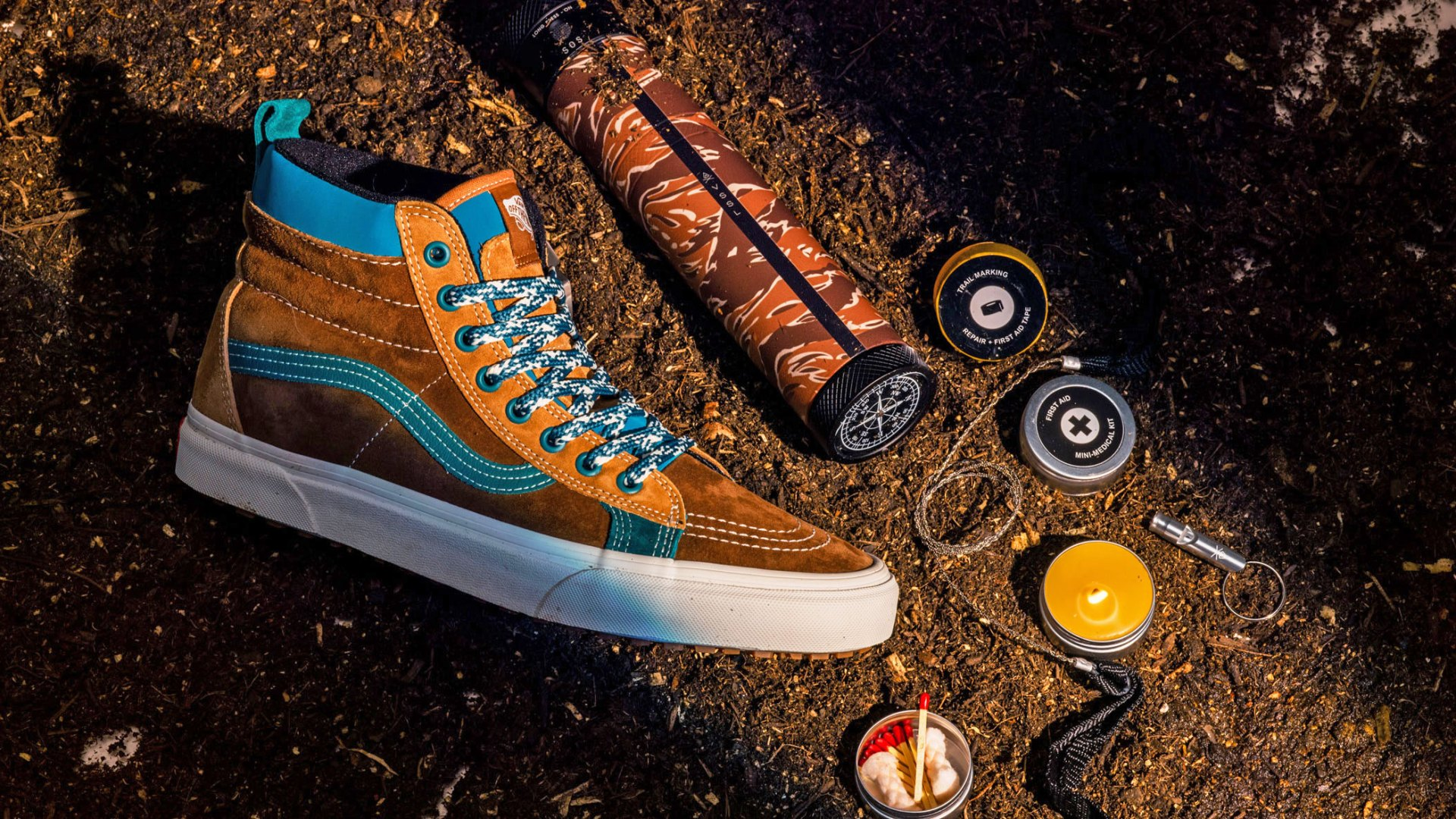 Gear News: 'Off the Wall' Meets Outdoors With Vault By Vans x VSSL Collaboration