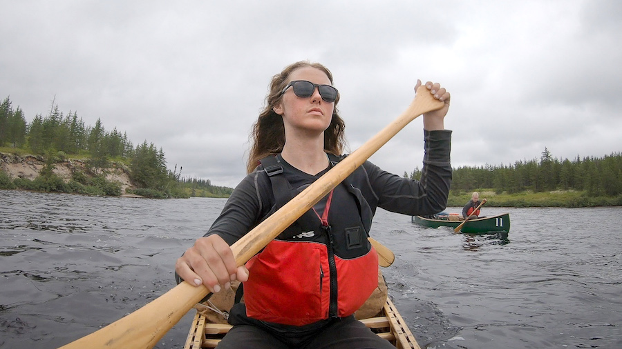 Documenting Wild: An All-Women's Throwback Canoe Expedition