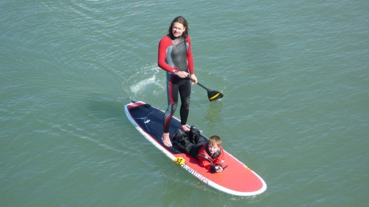 Stand Up Paddleboard Lessons (SUP Lessons)
