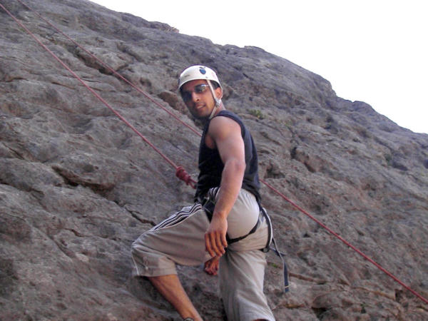 Rock Climbing Courses Near Cardiff