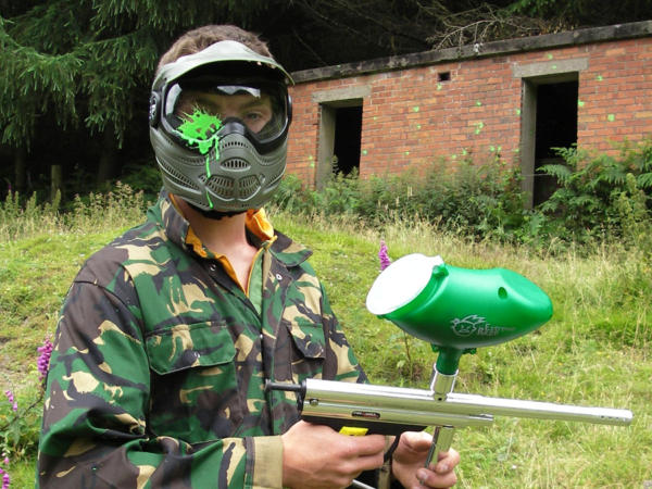 Paintballing Centre Near Cardiff