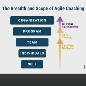 scope and breadth of agile coaching