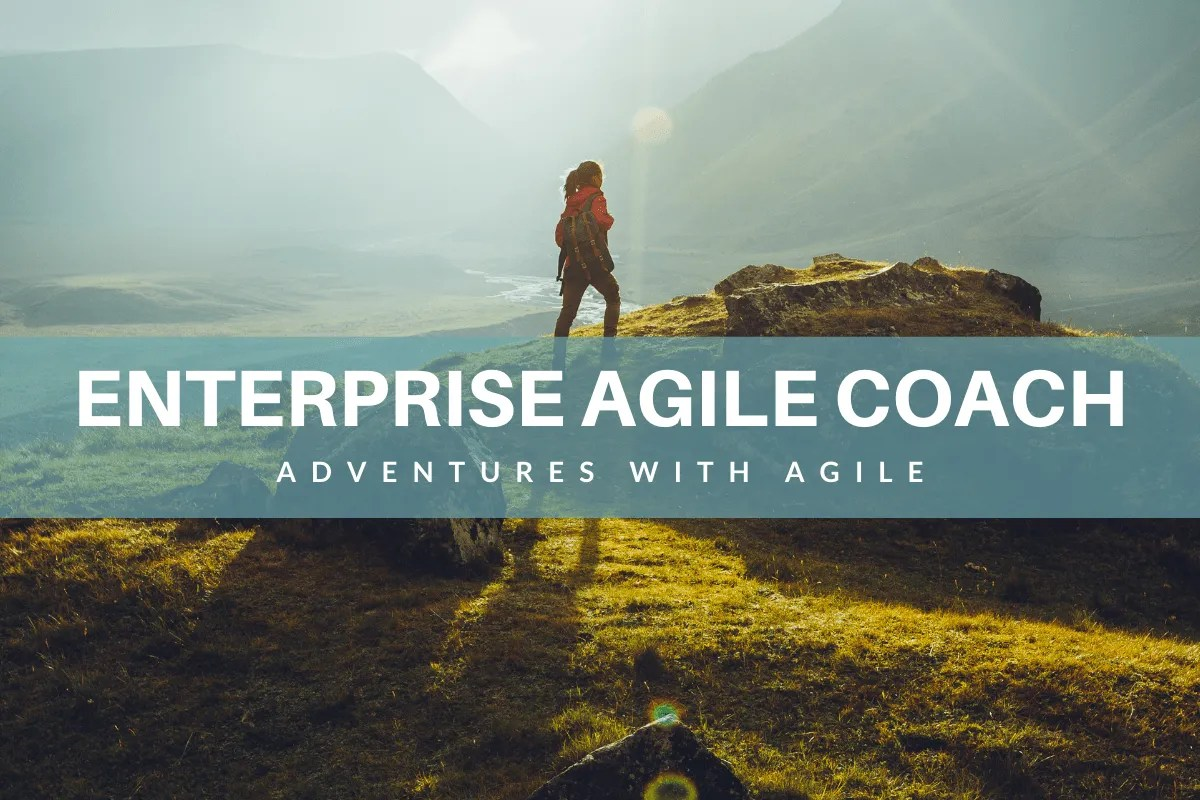 Enterprise Agile Coach V2