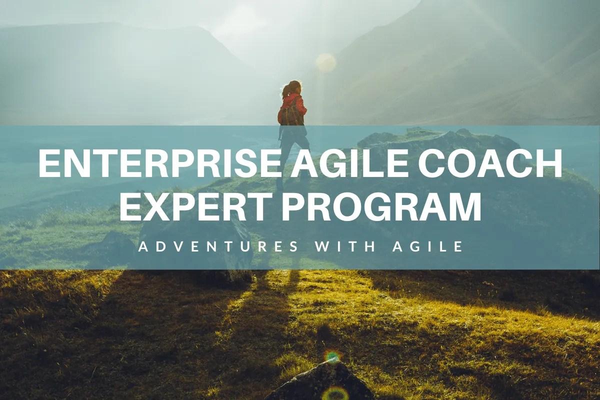 Enterprise Agile Coach Expert Program