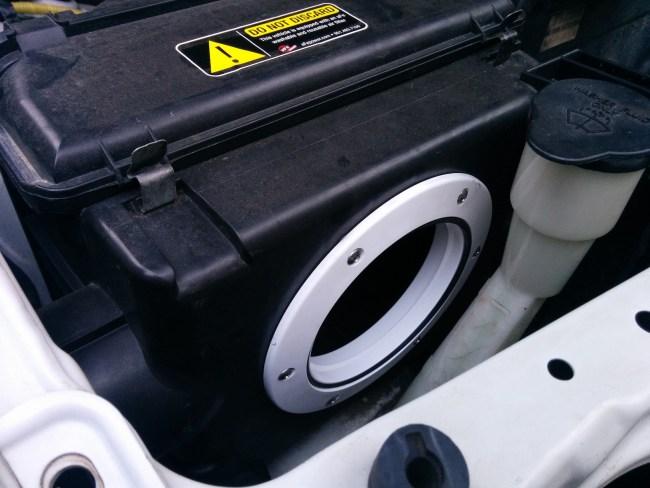 Deck Plate Modification