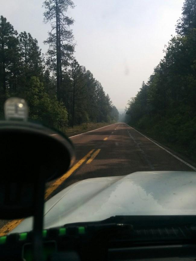 More Smoke On The Highway