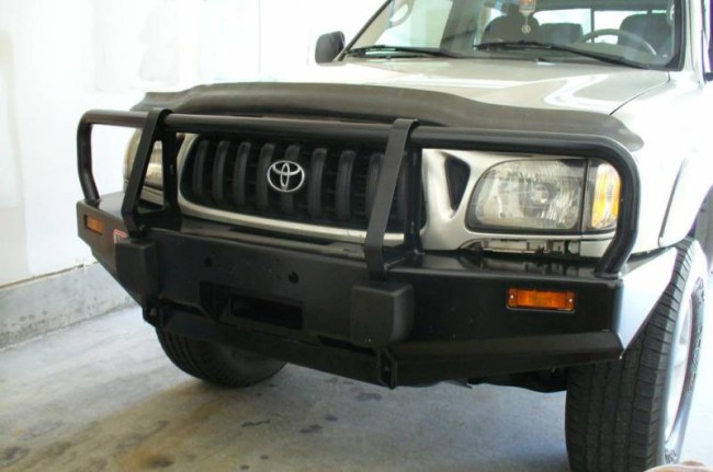 ARB Bumper On Another Tacoma Like Ours